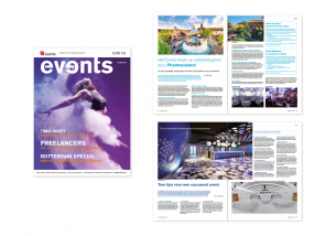 High Profile Events magazine