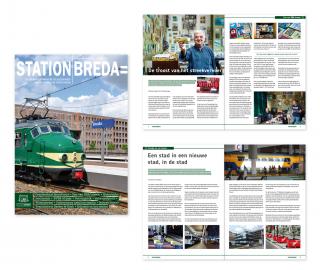 Magazine Station Breda