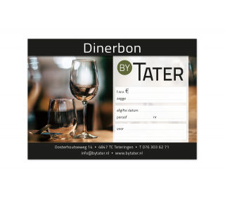 Dinerbon By Tater